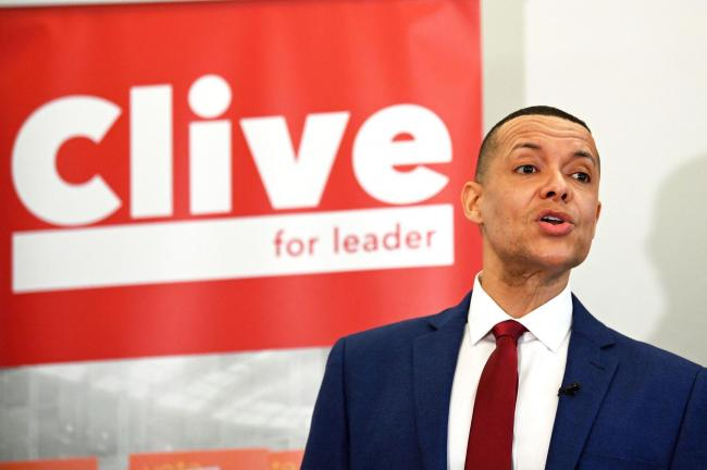 Clive Lewis is the only candidate to make positive suggestions respecting the right of Scots to choose their future in a referendum