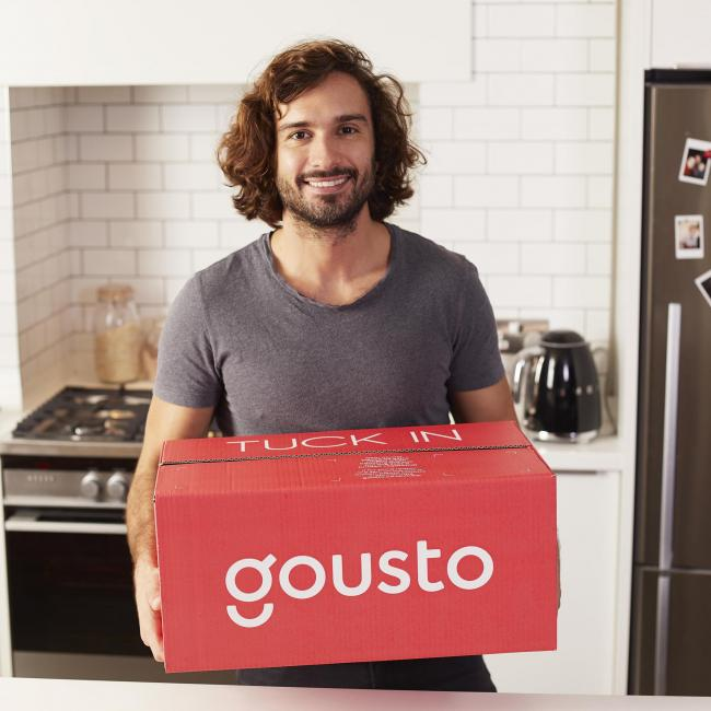 Joe Wicks offers some advice of the right way to eat healthy