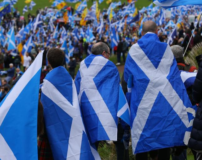 All Under One Banner has organised multiple successful indy marches