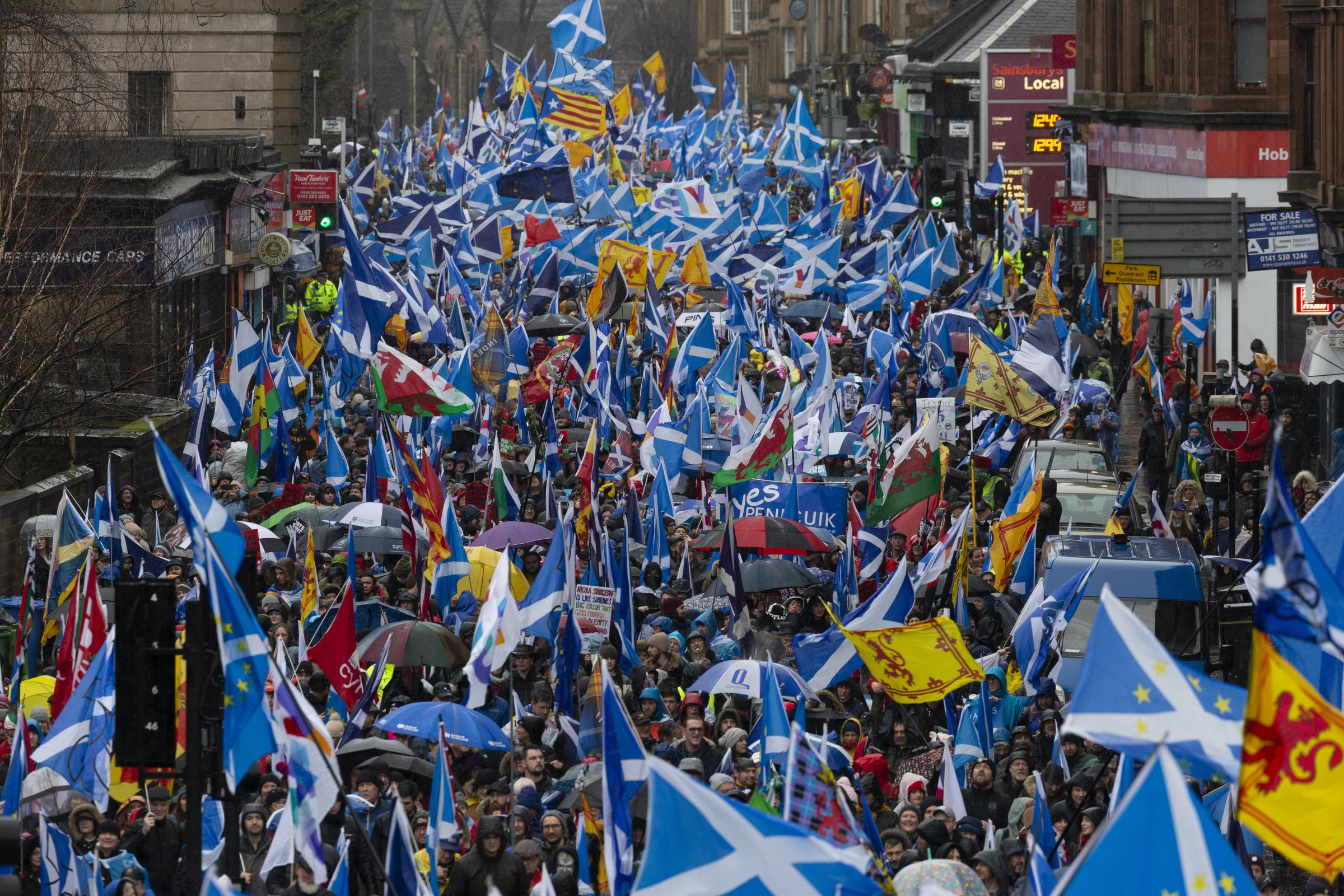 Indyref2 donations to SNP 'may have been spent on office refurbishment'