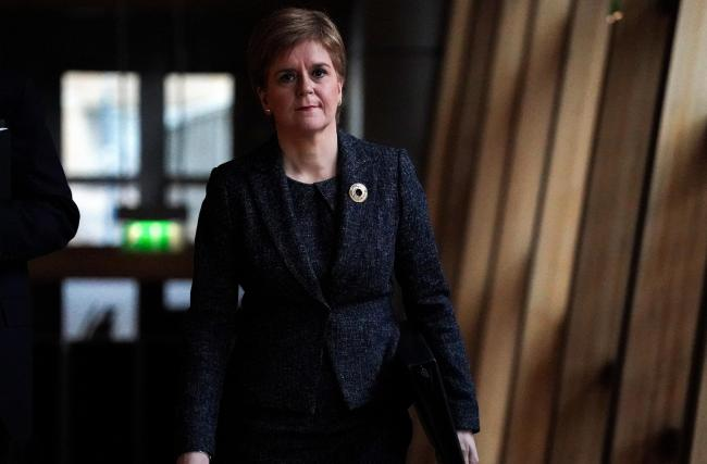First Minister Nicola Sturgeon will chair a meeting of business and economy leaders
