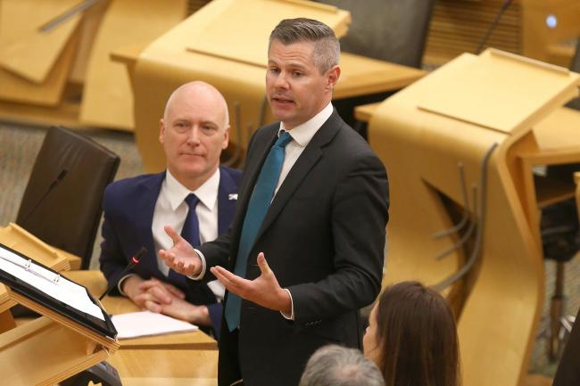 Derek Mackay resigned from the Scottish Government after it emerged he had sent hundreds of online message to a 16-year-old