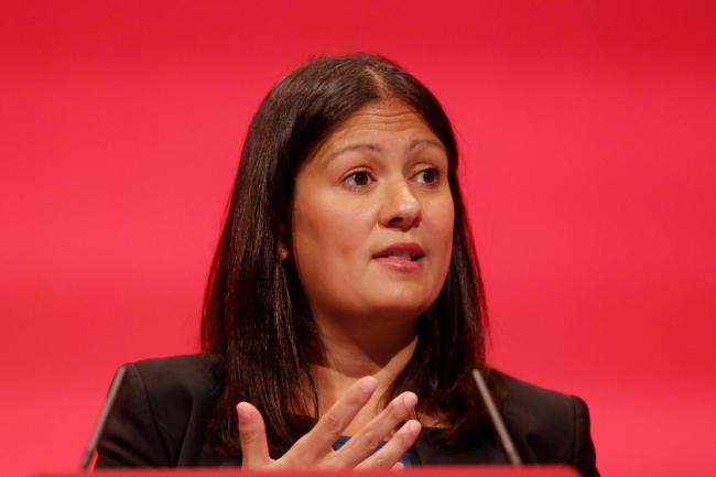 WATCH: Labour MP Lisa Nandy claims SNP should be excluded from UK-wide debates