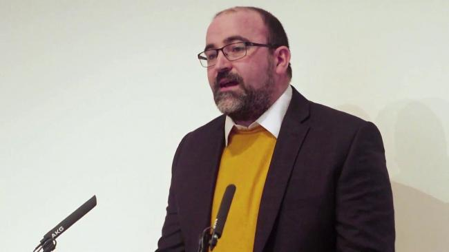 Dr Christopher McCorkindale said: 'Tactically, the SNP might rely on its Westminster membership to maintain political momentum towards a referendum'