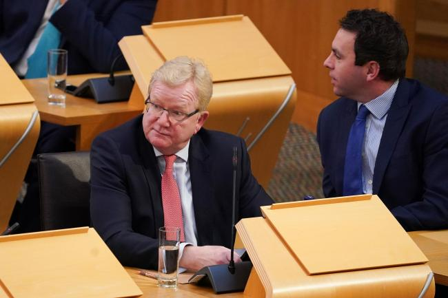 Jackson Carlaw's tenure as leader of the Scottish Conservatives has ended within months of it beginning