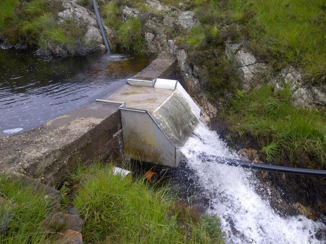 Almost 500 small-scale hydro schemes are in place in Scotland
