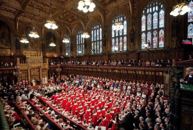 Members of the House of Lords voted by 300 to 220 to back a move to ensure the rights of unaccompanied child refugees post-Brexit