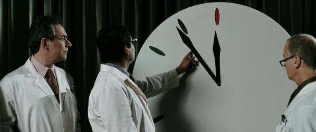 The National: The Doomsday Clock now stands at just 100 seconds to midnight