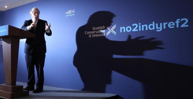 Fact Check Claim Indyref2 Is Causing Scotland To Stagnate The