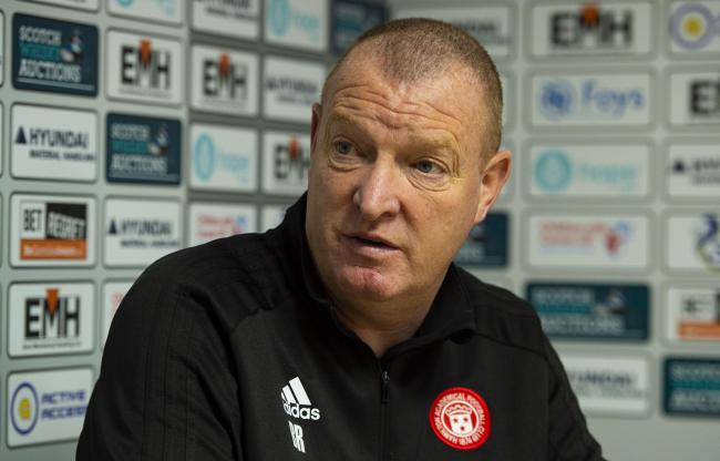 Hamilton manager Brian Rice admitted to breaching betting rules