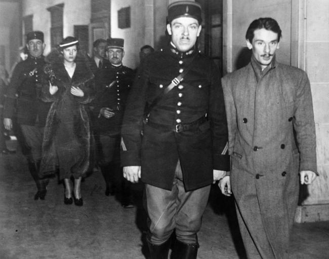 Britain fascism war Nazi traitors history