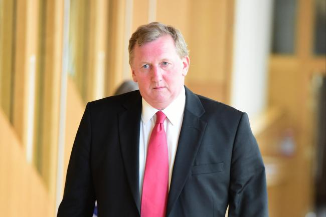 Alex Rowley MSP criticised the outburst from Emily Thornberry