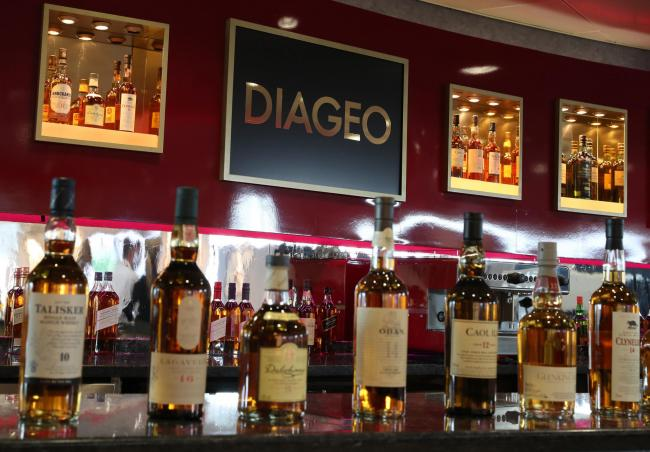 Diageo owns a wealth of Scotch distilleries including Talisker