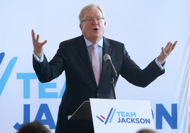 Just 8% of Scots trust Jackson Carlaw, according to the latest YouGov poll
