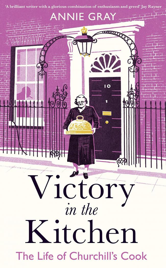 Victory in the Kitchen looks at the life of Georgina Landemare