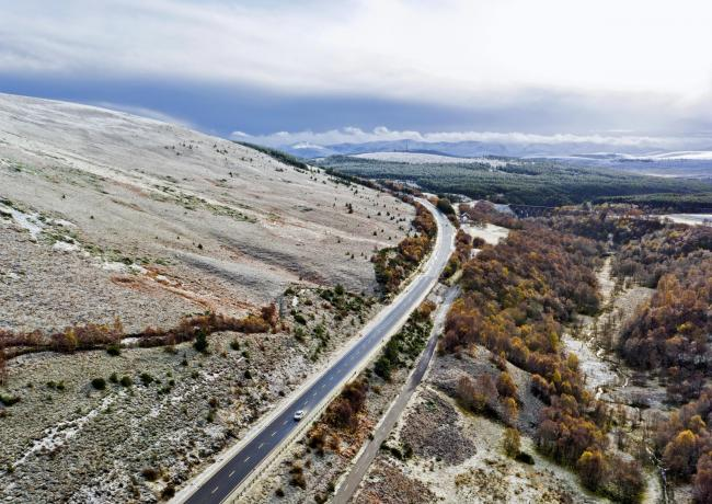 Dualling of the A9 would make a big difference to travellers
