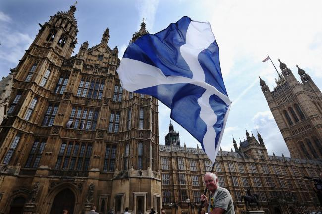 What is holding Scotland back?