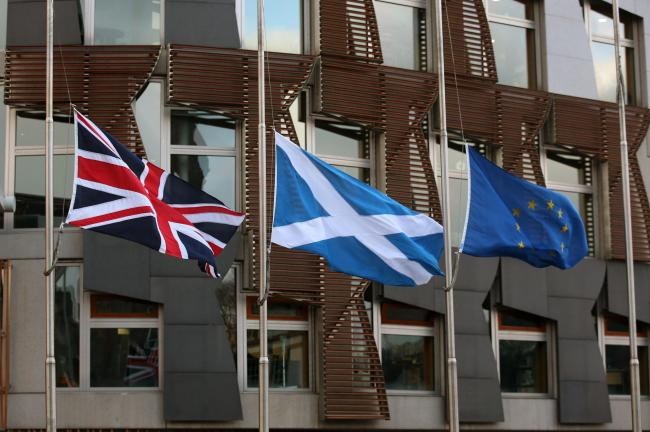 If Scotland wishes to return to the EU as an independent nation, legal routes can't be ruled out