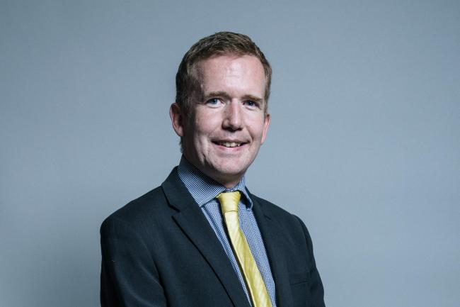 Stuart McDonald MP says the Tories have once again let Scotland down