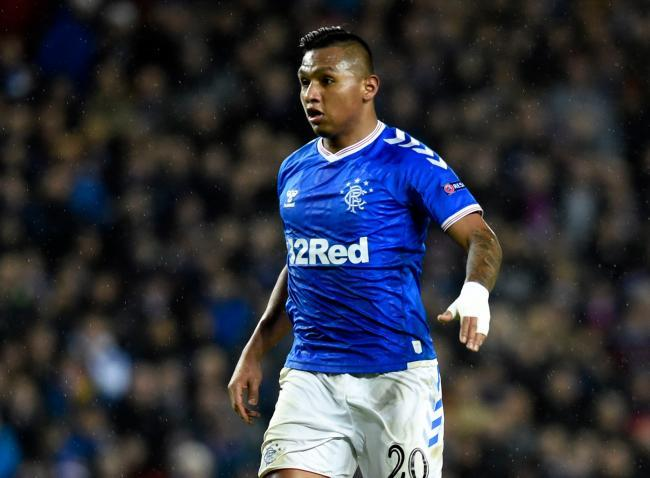 The saga of Rangers player Alfredo Morelos is already the length of a good book