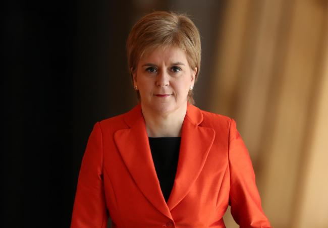Nicola Sturgeon's promise to keep Scotland in the EU 'put the independence cart before the UK horse'