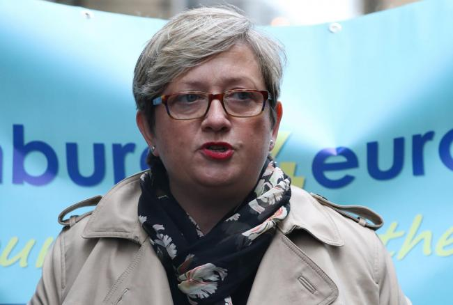 Is Joanna Cherry's  proposal of a 'consultative' referendum just a distraction?