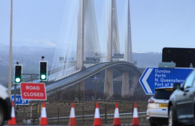 Just one in 10 of the projects that cost more than £1bn worldwide come in on time and under budget like the Queensferry Crossing did