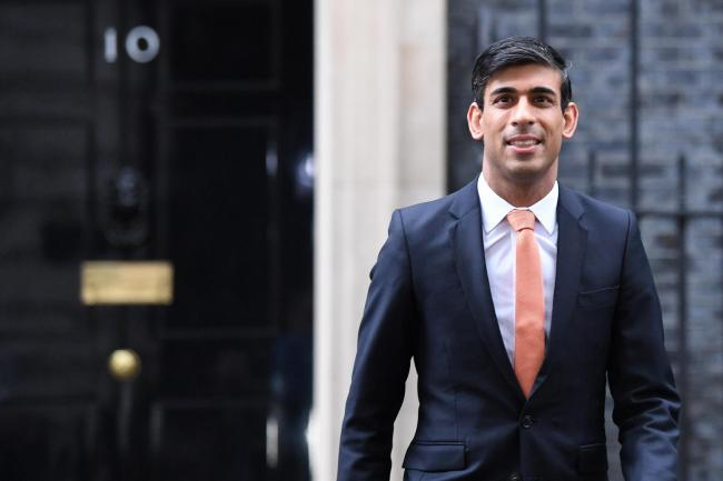 Rishi Sunak said the Budget would deliver on promises
