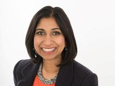 Suella Braverman resigned as the Parliamentary Under-Secretary for Exiting the EU in 2018