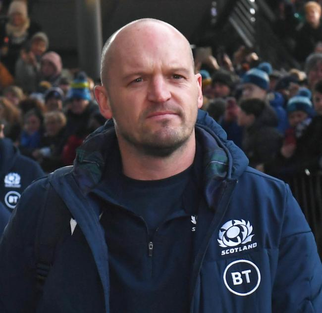Gregor Townsend's future rests on triumph in Rome