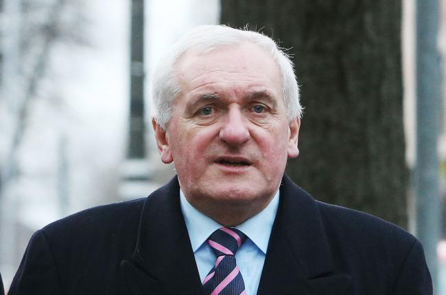 Ex-taoiseach Bertie Ahern said work on creating a stable coalition had not yet properly begun