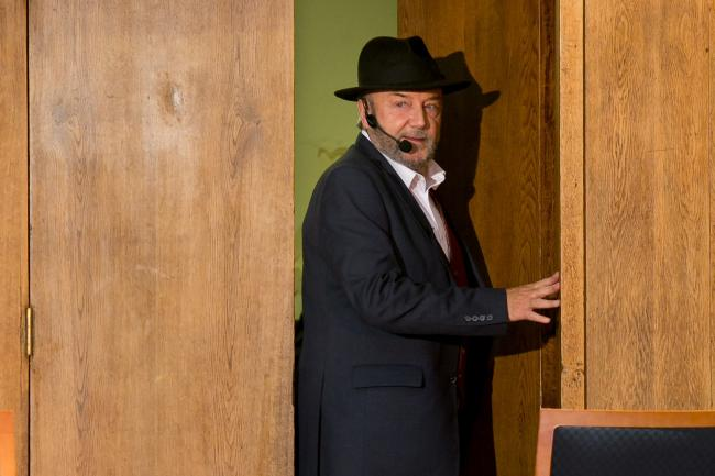 George Galloway announced his plans to return to Scottish politics last week