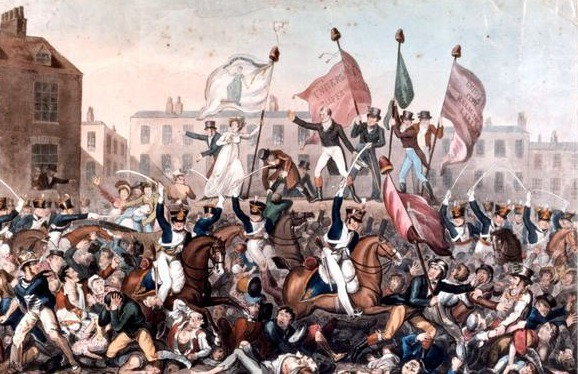 Back in the Day: The Radical War that lasted a matter of days