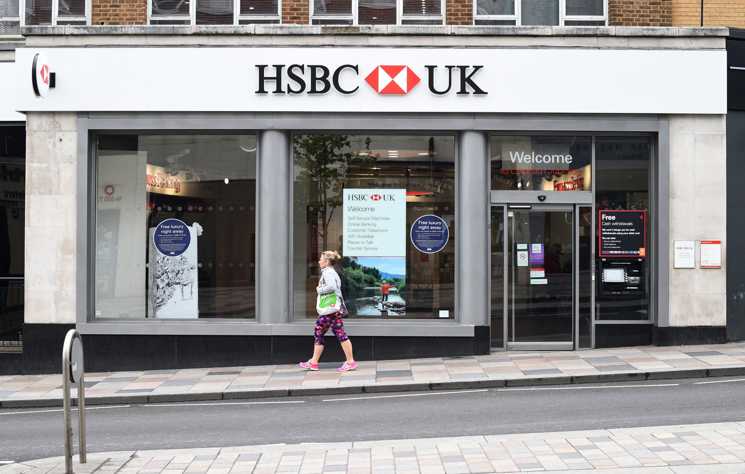 As lives are being destroyed , the banks are holding us to ransom