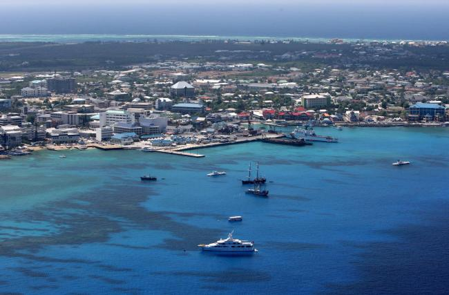 The Cayman Islands is the first British overseas territory to be blacklisted by the EU over tax avoidance
