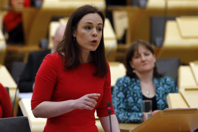 Concerns were raised in the SNP about Kate Forbes' position on LGBT rights