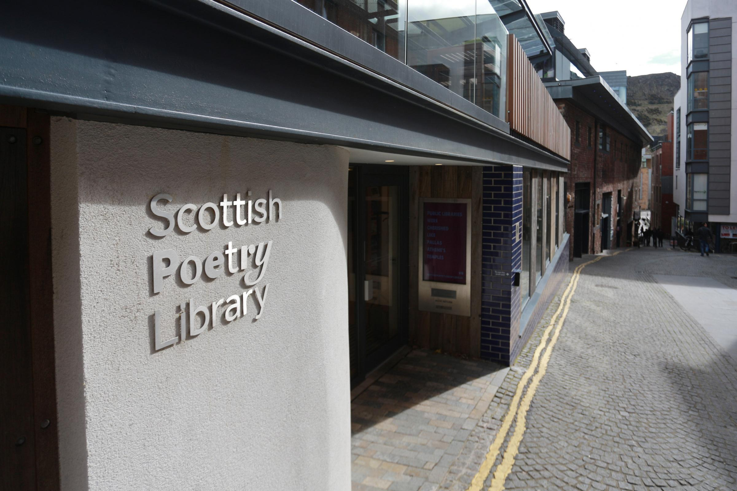 Scottish Poetry Library to ban those found to be bullying their fellow writers