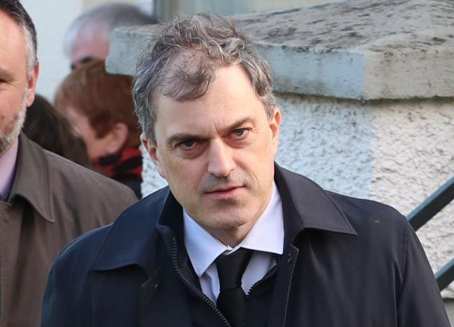 Was former Northern Ireland Secretary Julian Smith sacked for succeeding?
