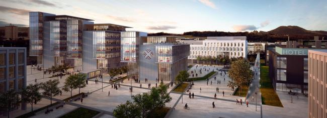 Edinburgh BioQuarter's plans for £750m expansion aims to create 9000 jobs in the industry
