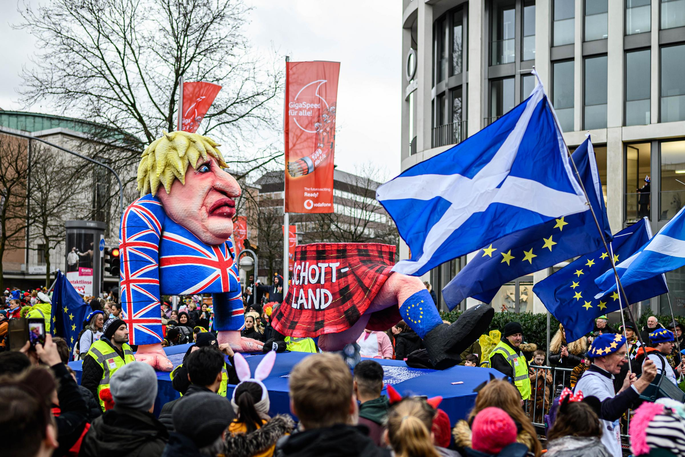 What Germany thinks about Scotland, indyref2 and Johnson's Brexit stance