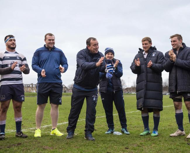 Phil Smith has called on his Heriot's team to be more disciplined