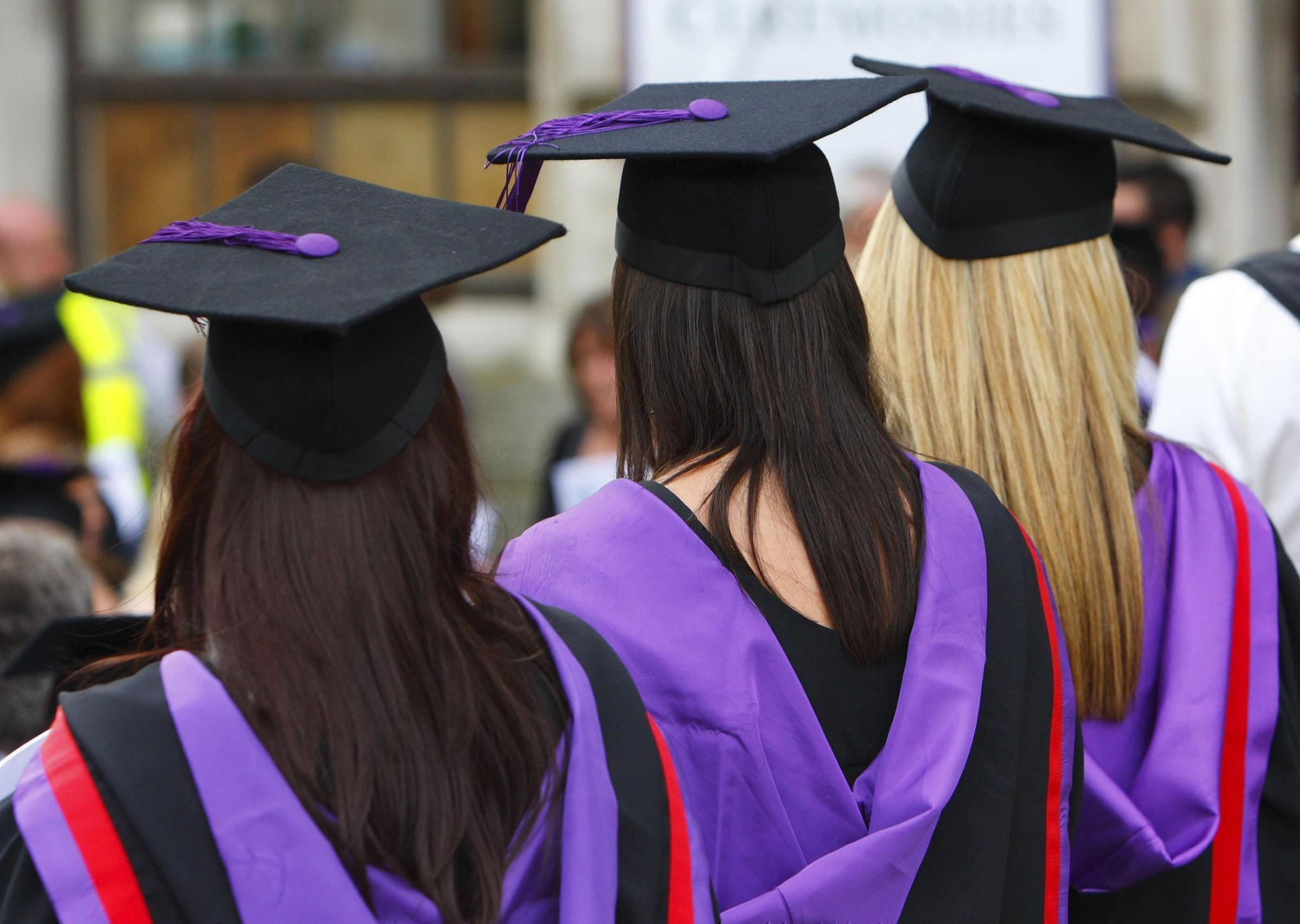 Most Scottish voters back end of free tuition fees