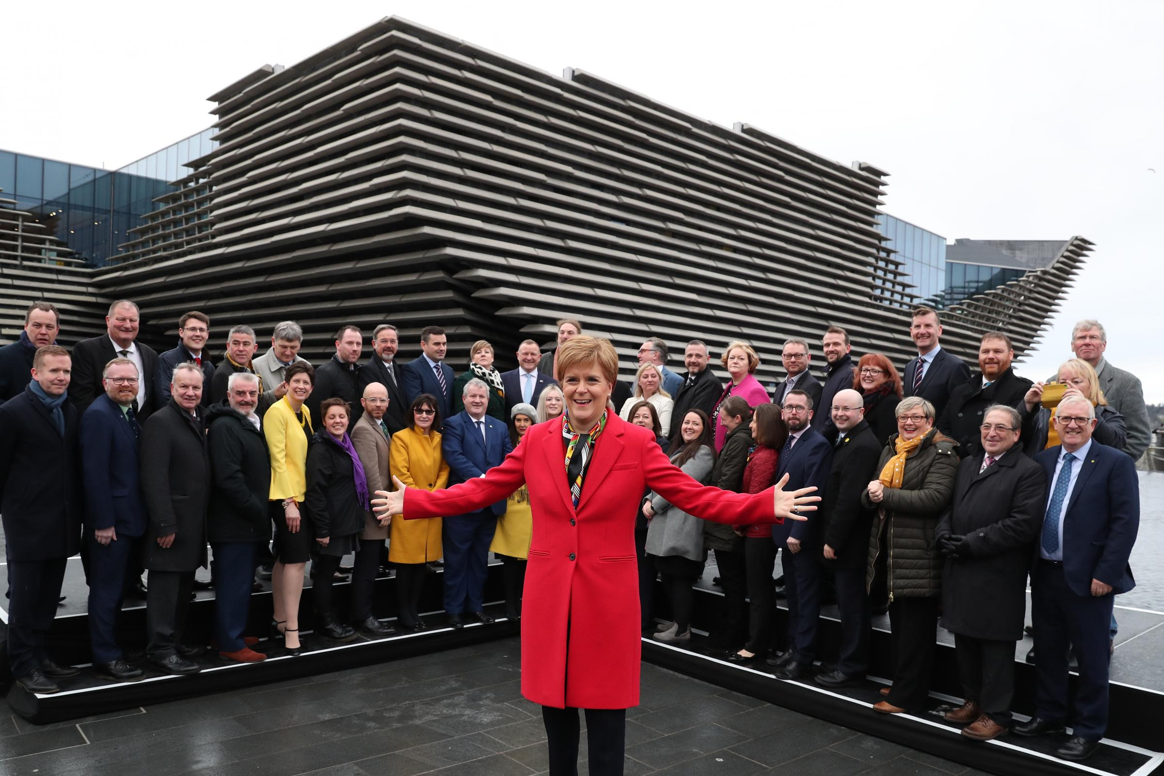 SNP set to win record 70 seats in Holyrood, putting independence back on agenda