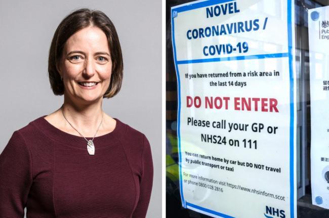 Coronavirus: SNP MP calls for Westminster change amid outbreak