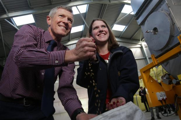 There are suggestions that Willie Rennie could be replaced at Holyrood by Jo Swinson