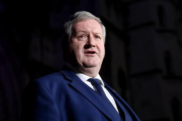 SNP Westminster leader Ian Blackford wrote to the UK Government