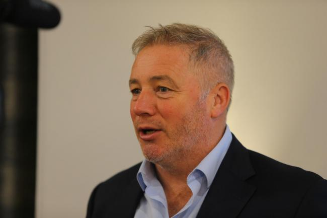 Rangers hero Ally McCoist claims he has sympathy for Celtic after they were awarded the Premiership title