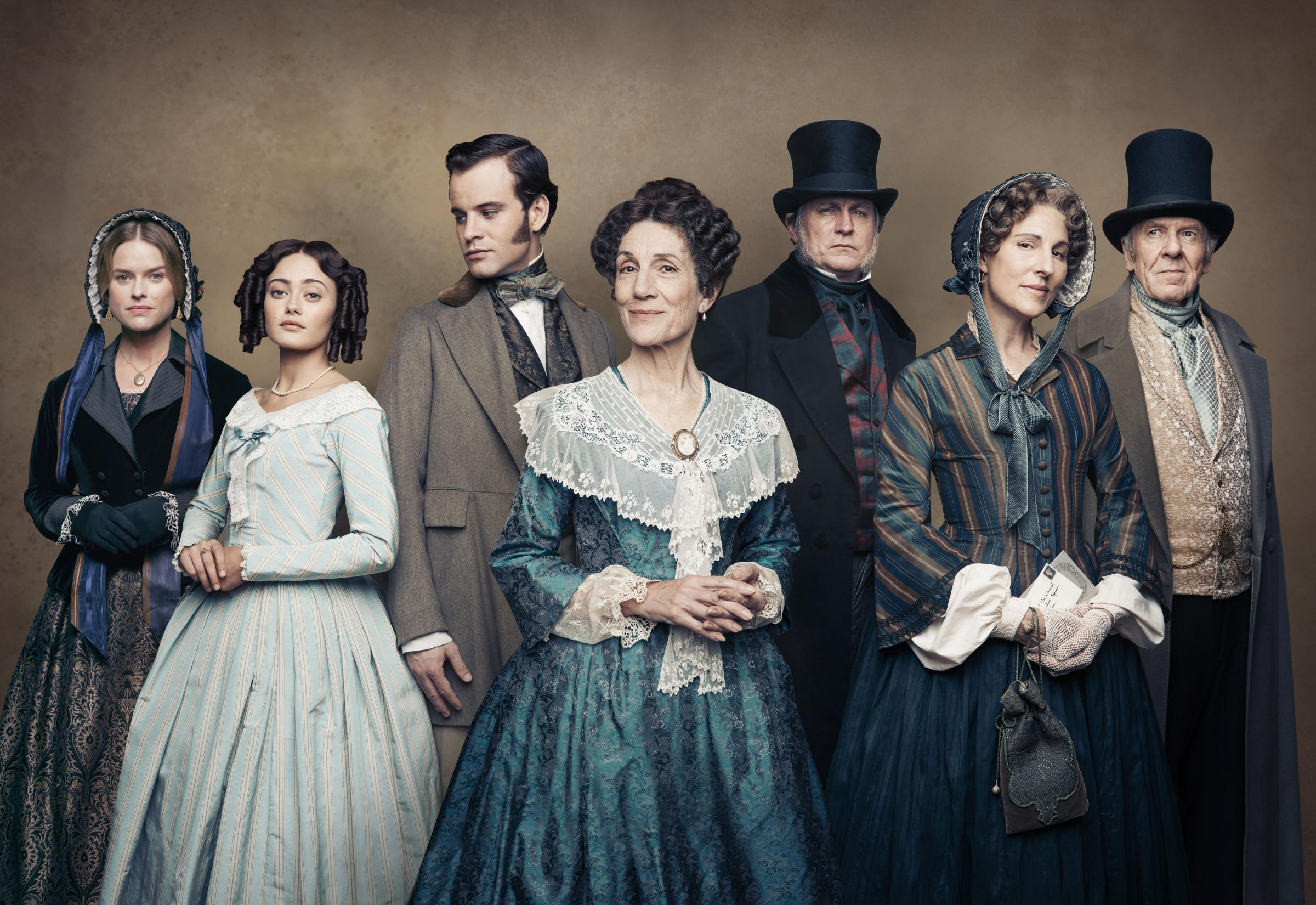 Downton Abbey creator Julian Fellowes is back at the double
