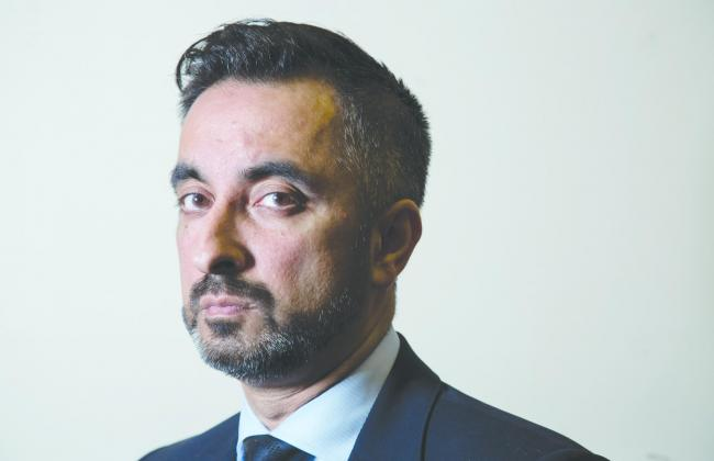 Aamer Anwar said the Bill was 'the most draconian piece of legislation'