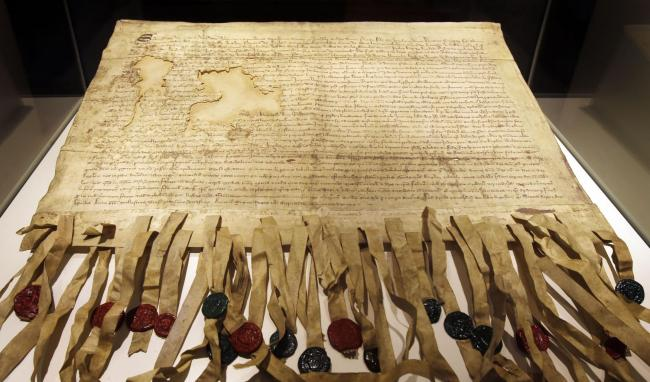 The 700th anniversary of the Declaration of Arbroath will be celebrated virtually